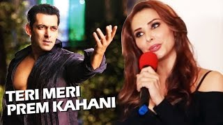 Iulia Vantur SINGS Salman's Teri Meri Prem Kahani LIVE - Romanian Version