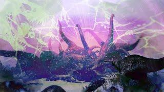 THE DINOSAUR GRAVEYARD!! - The Isle - Gameplay