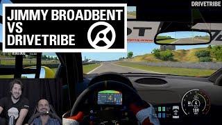 Jimmy Broadbent vs DriveTribe Office