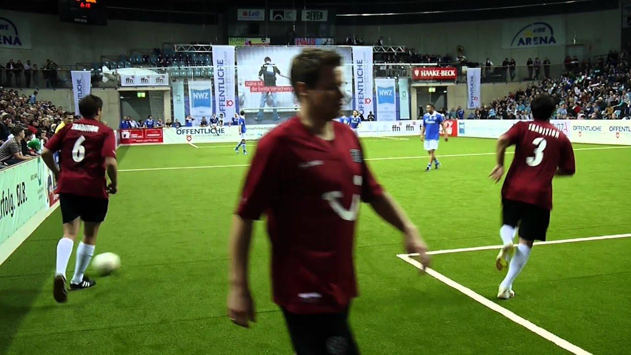 hallenfußballturnier oldenburg