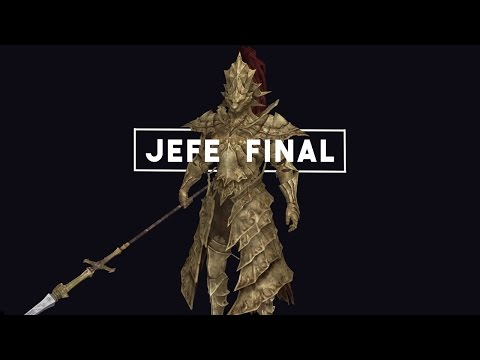 Diseccionando un jefe final: Dark Souls 3 Ashes of Ariandel