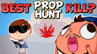 THE BEST KILL EVER?! - Gmod Prop Hunt