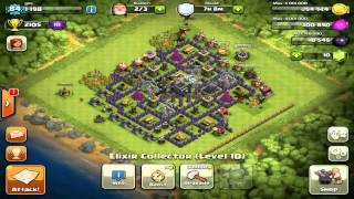 Clash of Clans greek - Road to town hall 10 - episode 3
