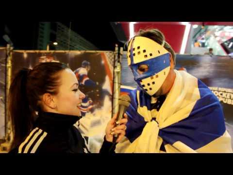 Best Finland Fans - World Ice Hockey Champion Slovakia 2011 HD