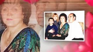 Слайд шоу на рубиновую свадьбу 40 лет вместе Киев пример