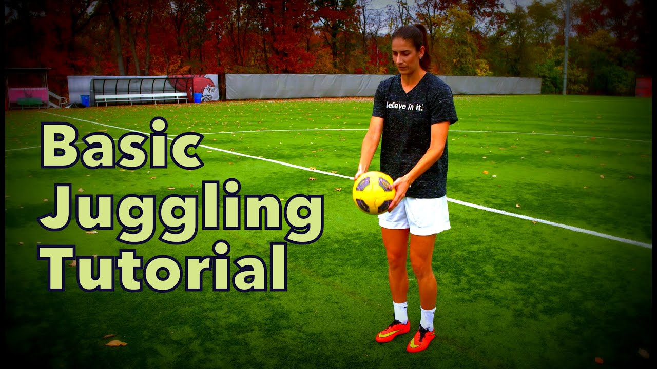 Image Result For How To Juggle A Soccer Ball