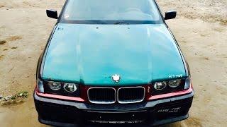 BMW E36 Рихтовка, часть 2