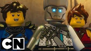 LEGO Ninjago: Masters of Spinjitzu | Iron & Stone | Cartoon Network