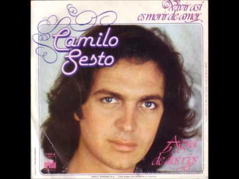 Camilo Sesto - Vivir Así Es Morir De Amor (1978) - Original