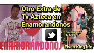 Jonathan un extra mas de tv azteca en | Enamorandonos chismoso y falso como el programa
