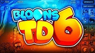 Bloons TD6 #1 - PIERWSZE WRAŻENIA!