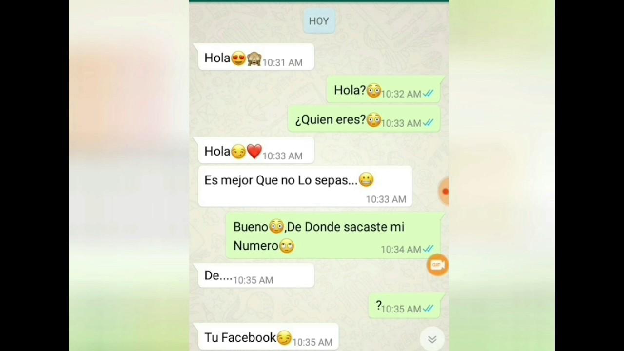 Whatsapp para el novio 5 5