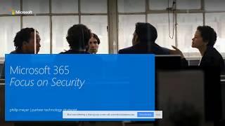 Basic Security for Business - Webinar Part I