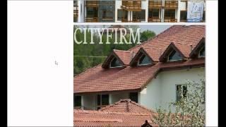 Сайт через ремонт на покриви-''CITYFIRM''