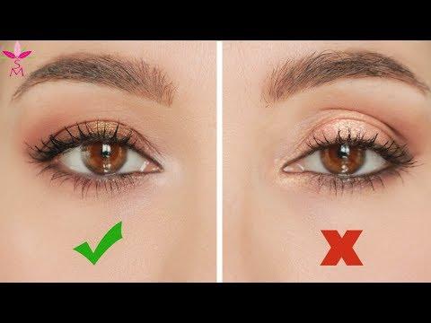 Make up over 40: errori da non fare per non invecchiare occhi e bocca. Seconda parte