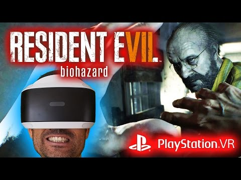 FINALES Y CURIOSIDADES | Resident Evil 7 Biohazard (Playstation VR Gameplay)