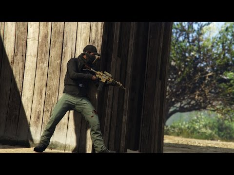 Grand Theft Auto V: Daily Life in LS - Editor Video