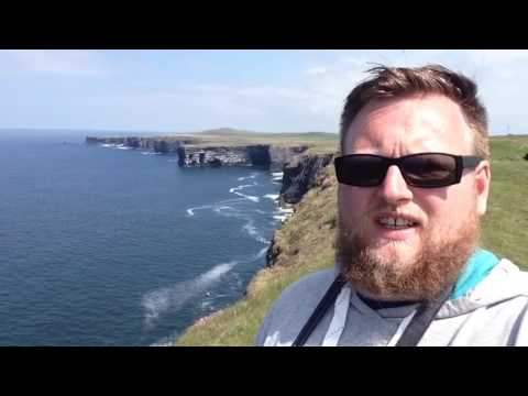 Irland Vlog #4 - Dingle & Cliffs of Moher