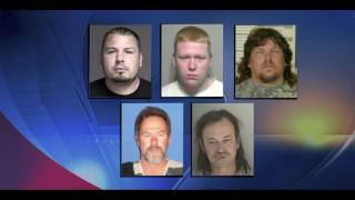 Four Iron Horsemen charged in attack at bar to go on trial
