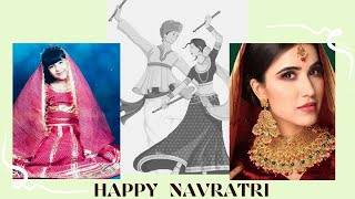 Defeat the evil of life with maa Durga a blessing ....happy navratri to all