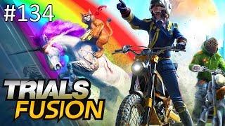 TECH DECKS - Trials Fusion w/ Nick