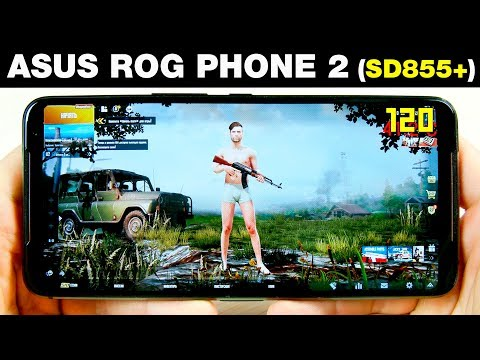 ASUS ROG PHONE 2 - В ИГРАХ 2020 ГОДА! 🔥 ТЕСТ ИГР С FPS! + НАГРЕВ, GAMING TEST