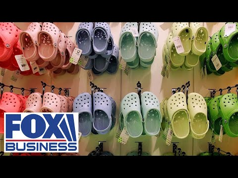 Crocs CEO explains how the company avoided supply chain issues