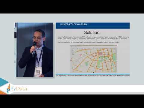 TensorTraffic - traffic prediction using machine learning - Pawel Gora