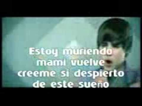 Justin Bieber - Baby ( Audio En Español ) - YouTube