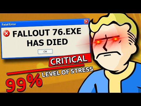 Can you beat FALLOUT 76 without BREAKING it? thumbnail