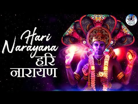 Hari Narayana Hari Narayana | Narayana Hari Om | Most Beautiful Song Of Lord Vishnu | Awesome Bhajan