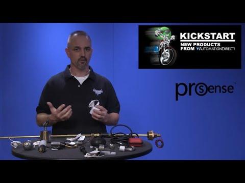 ProSense Level Switches KickStart
