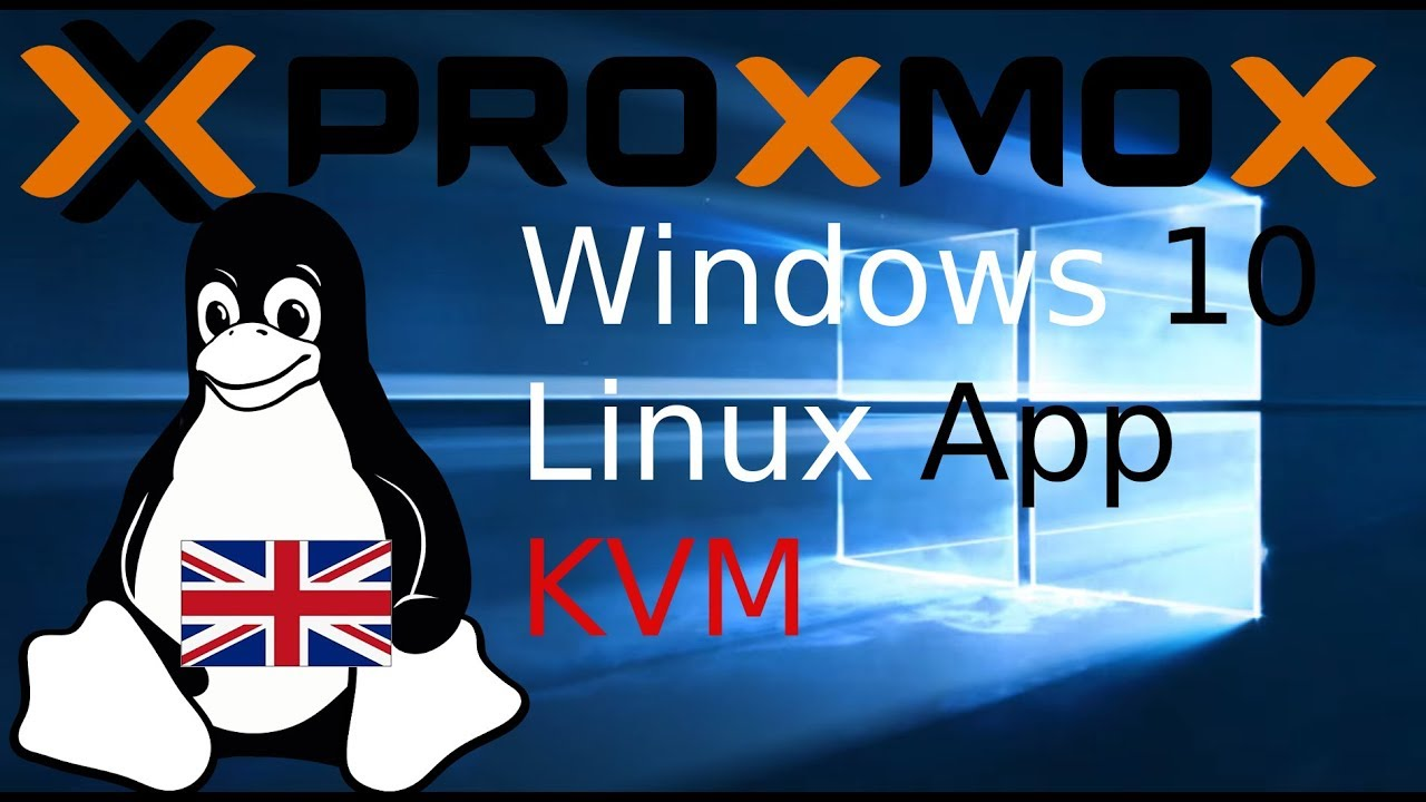 Proxmox | Windows 10 with VirtIO and SSD Passthrough (English)