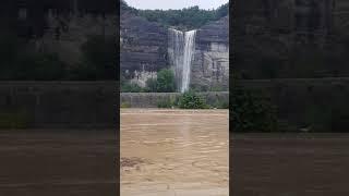 Crue de l'Ardèche 09.08.2018