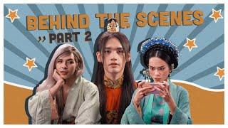 TỰ TÂM HẬU TRƯỜNG (PHẦN 2) - NGUYỄN TRẦN TRUNG QUÂN | BEHIND THE SCENES