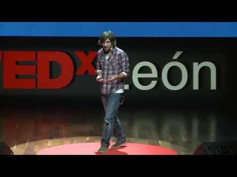 Dejate seducir: Oscar Calzado at TEDxLeon