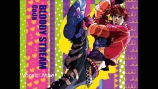 Repeat youtube video [Jojo's Bizarre Adventure] Bloody Stream (english tv size)【Ashe】