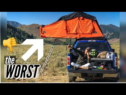 The WORST Part About Roof Top Tents (WATCH BEFORE YOU BUY)