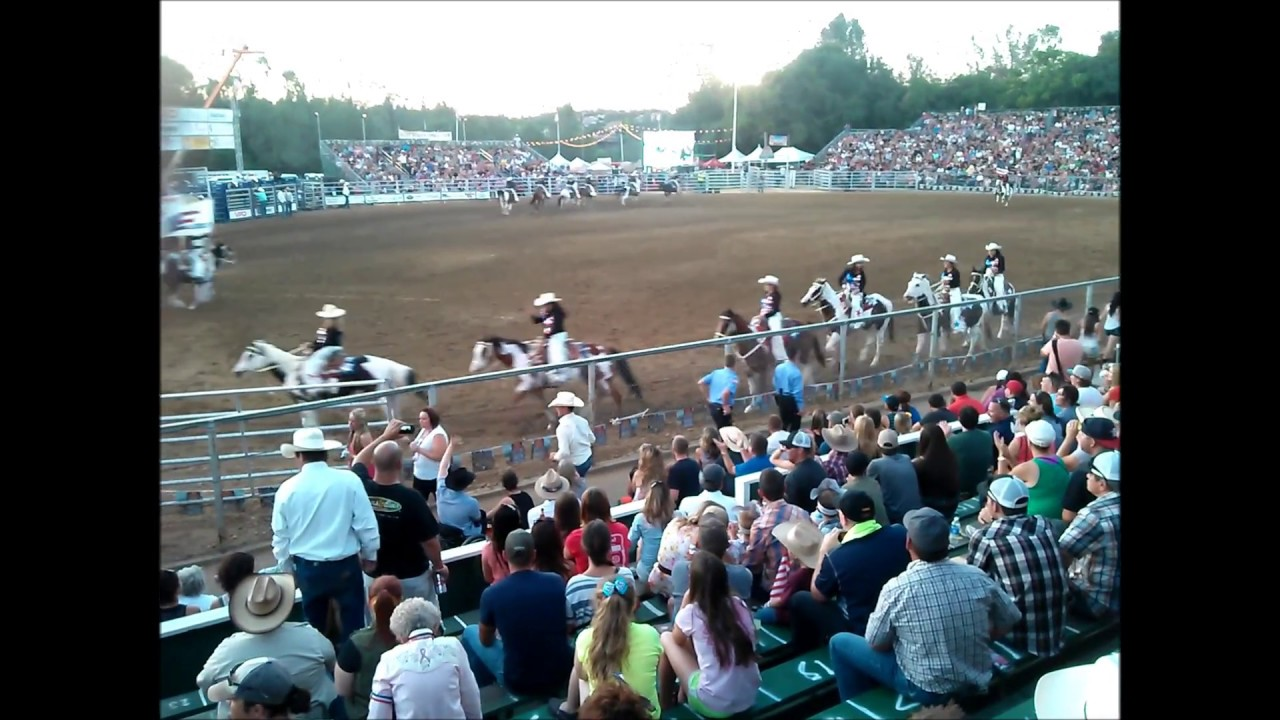 Painted Ladies Folsom Pro Rodeo 2014 Youtube