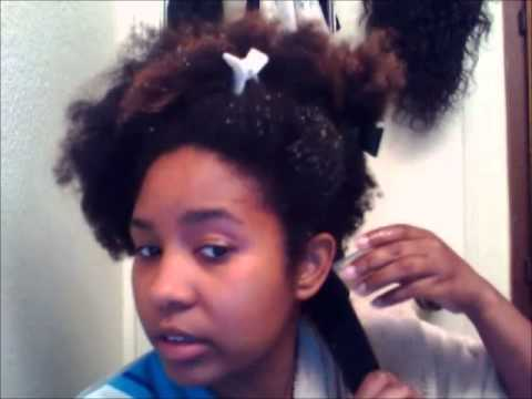 100 Percent Aloe Vera Gel Review On Natural Hair Youtube