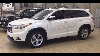 Toyota Highlander 2014 Videos