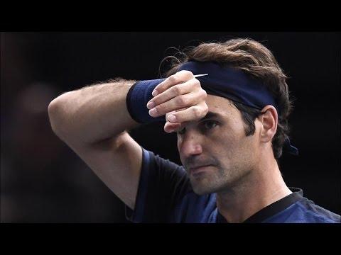 Paris Masters   John Isner Stunned Roger Federer