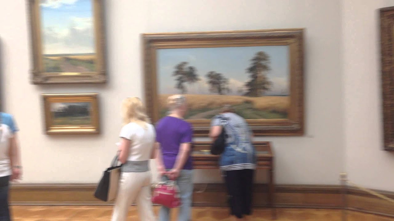 The Tretyakov Gallery reports details of the vandal attack and the restoration of Repin&#39