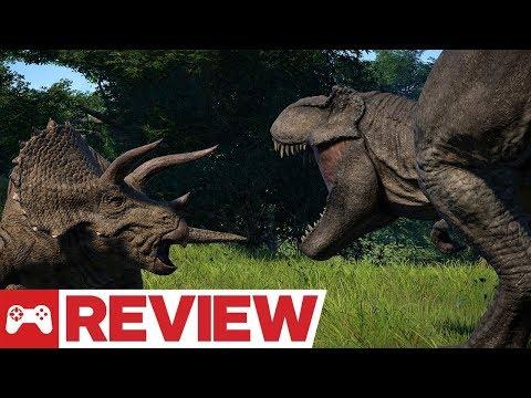 Jurassic World Evolution Video Review