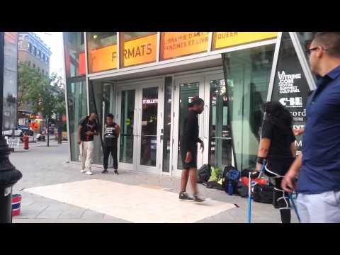 Montreal Street Break Dance 101