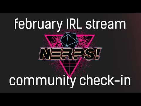 IRL Community Channel Check-In
