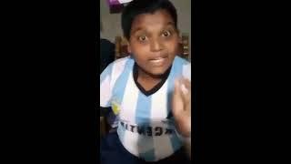 Argentia o Messi chara Bisso Cup Hobena, Messi Neymar re Jonmo Diche
