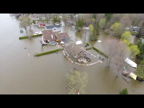 Ottawa and Gatineau Floods 2017 (Spring Vlog #4)