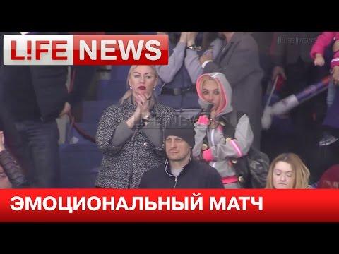 Профессиональный хоккейный клуб ЦСКА