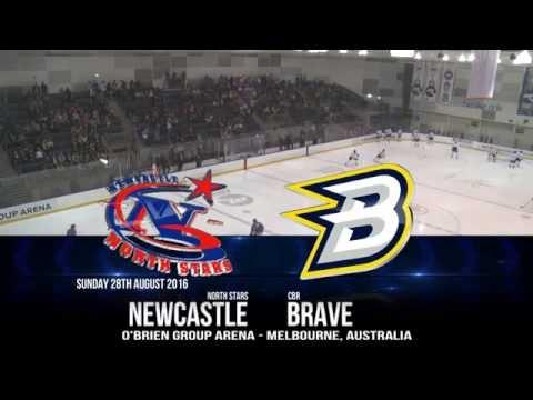 AIHL 2016 - Grand Final: CBR Brave @ Newcastle North Stars